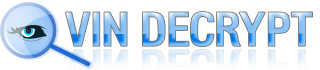 Vin Decoder Website Logo